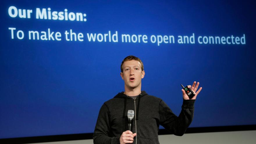 What we can learn from Mark Zuckerberg's presentations?