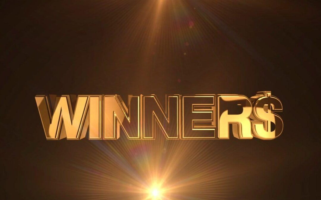 """We were featured on """"The Winners"""" TV Program!"""
