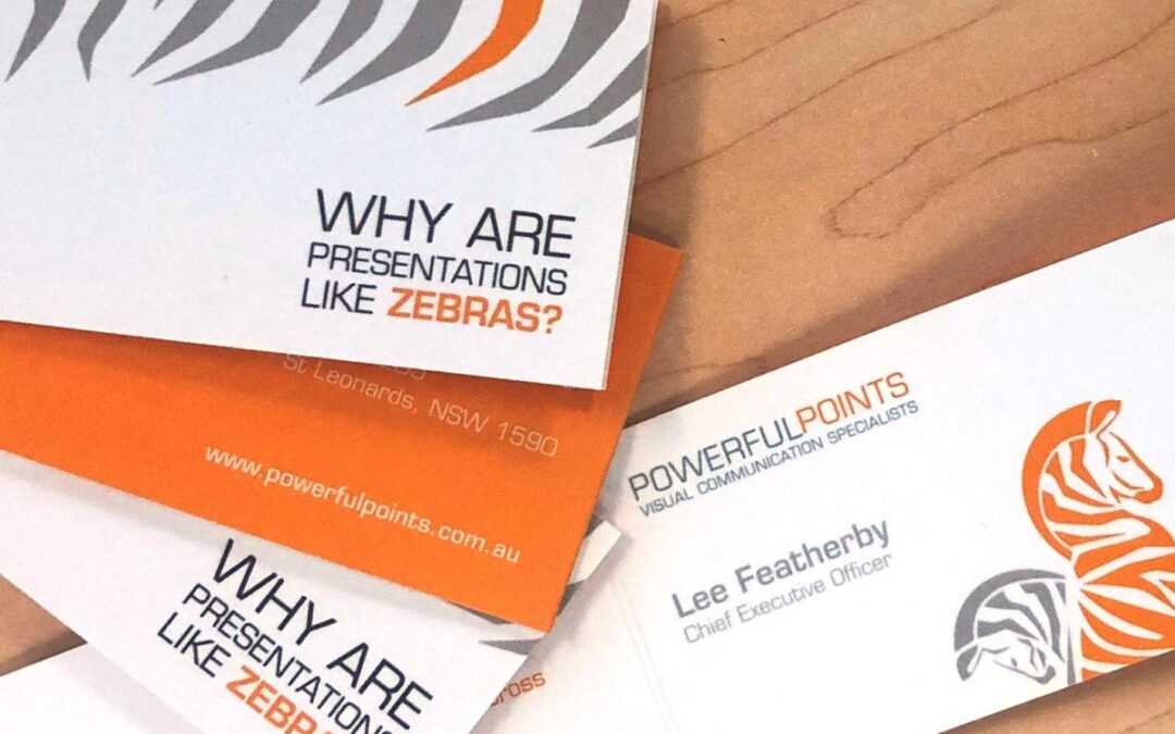 Do business cards matter in the 21st century?