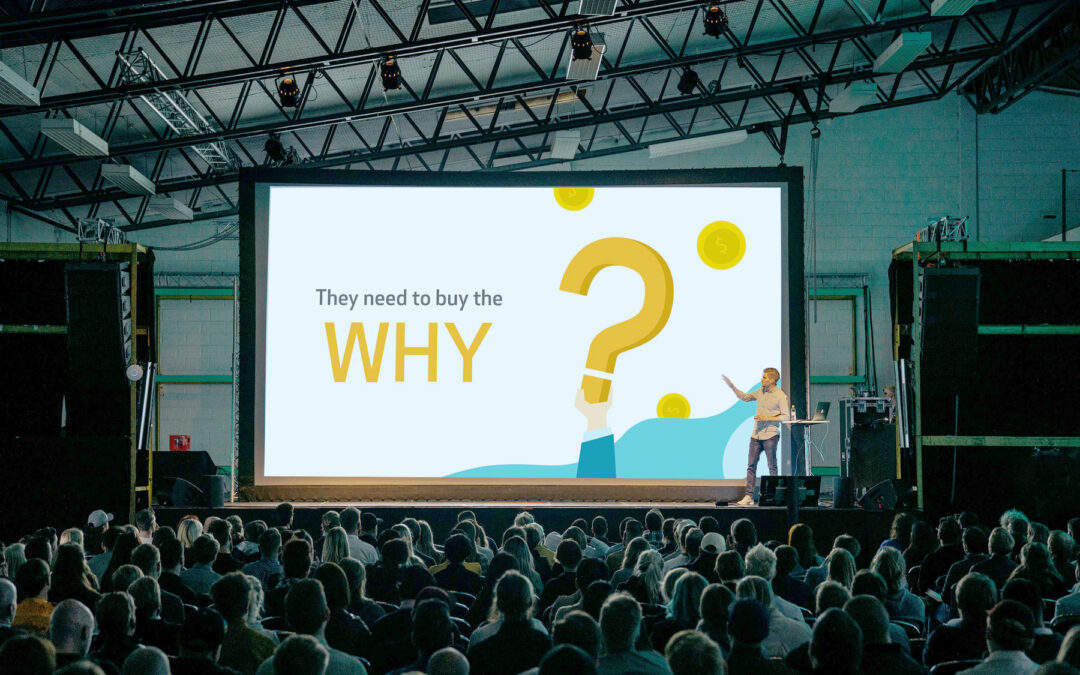 Here's why you need the Why